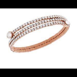 7ec7e649d Women Swarovski Crystal Wrap Bracelet on Poshmark
